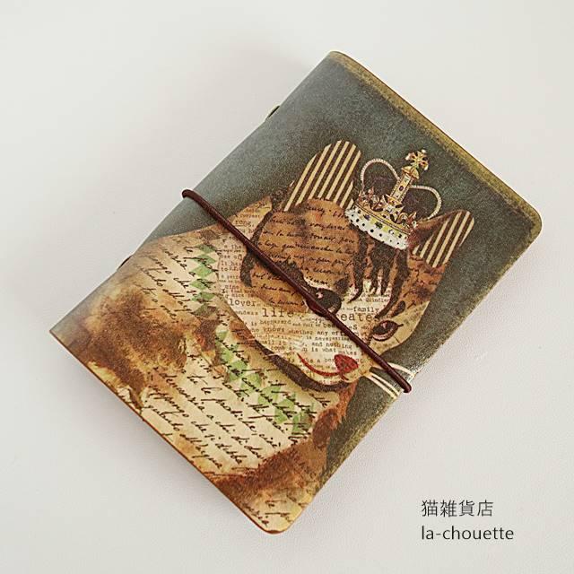 カードホルダー・アンティークCAT